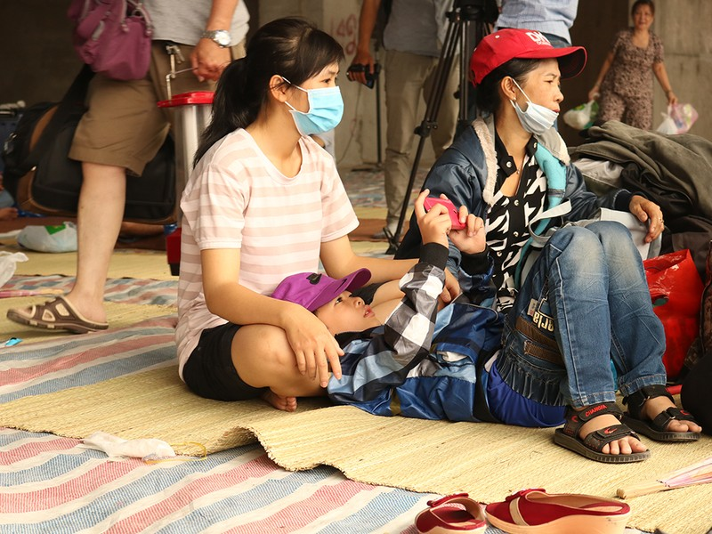 Những đứa trẻ trong vụ cháy chung cư Carina Plaza - ảnh 4