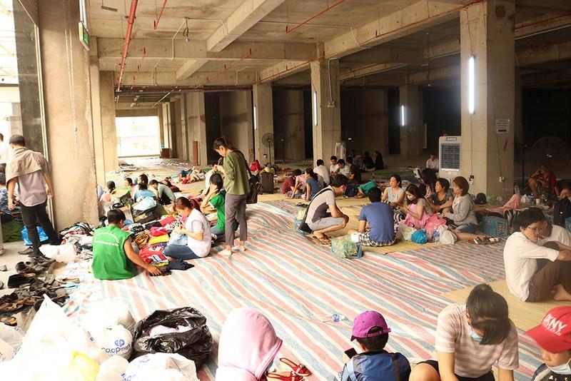 Những đứa trẻ trong vụ cháy chung cư Carina Plaza - ảnh 5