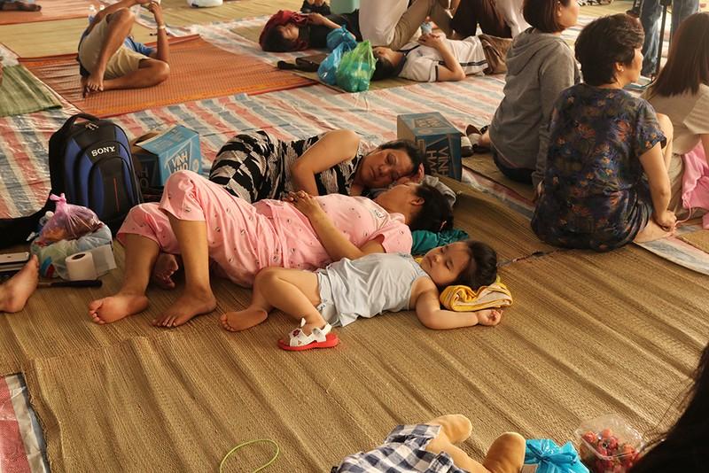 Những đứa trẻ trong vụ cháy chung cư Carina Plaza - ảnh 11