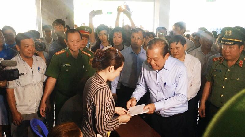Người dân Carina kiến nghị gì với Phó Thủ tướng - ảnh 2