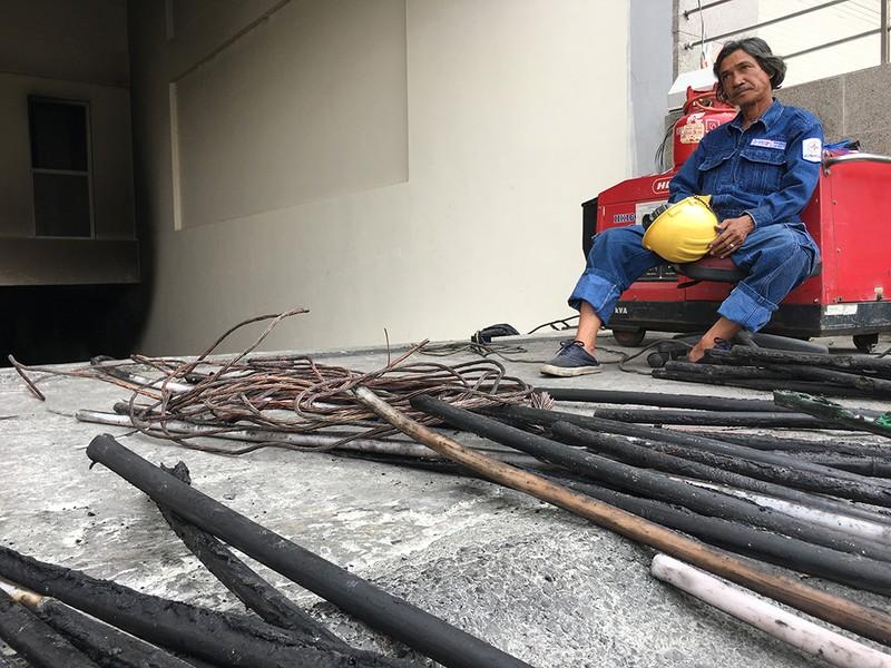 Dân Carina Plaza trình báo bị mất tài sản, thiếu bảo vệ - ảnh 4