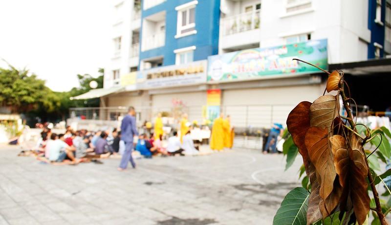 Khoảng lặng trong lễ cầu siêu cho 13 cư dân Carina  - ảnh 6