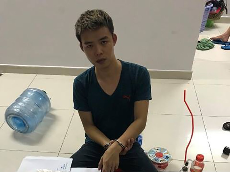 9X buôn bán ngàn viên thuốc lắc cho 'dân chơi' Sài Gòn - ảnh 1
