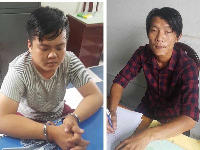 Bắt băng cướp ngân hàng có súng ở quận Tân Phú - ảnh 1