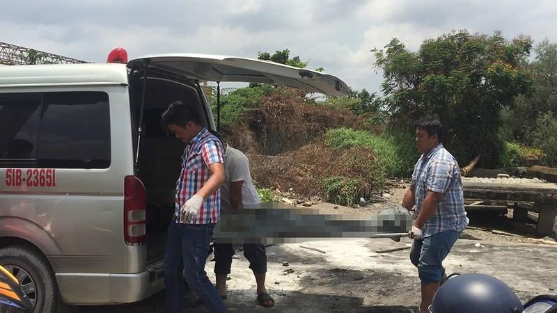 Tìm thấy thi thể thanh niên nghi nhảy cầu Phú Mỹ - ảnh 1