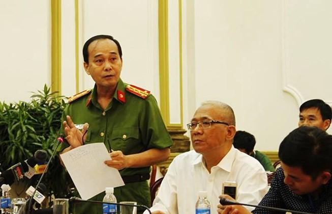 Vụ cháy Carina:  Bắt giam giám đốc Công ty Hùng Thanh  - ảnh 1