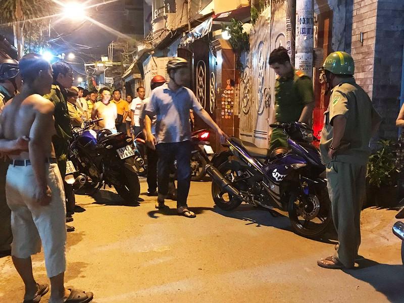 Cảnh sát vây bắt thêm 1 nghi can vụ đâm chết hiệp sĩ ở TP.HCM - ảnh 2