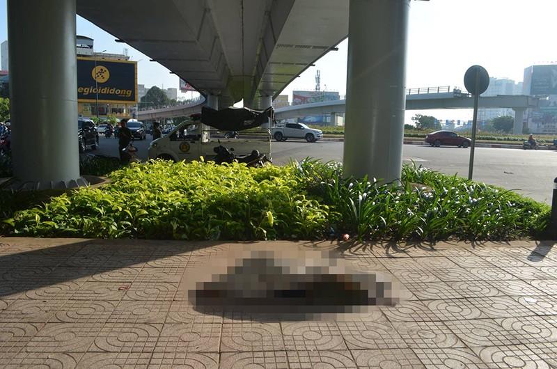 Người đàn ông tử vong cạnh Công viên Gia Định - ảnh 1