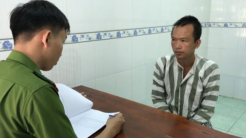 Lời khai kẻ giết cô gái bán dâm trong nhà nghỉ ở Bình Tân  - ảnh 2