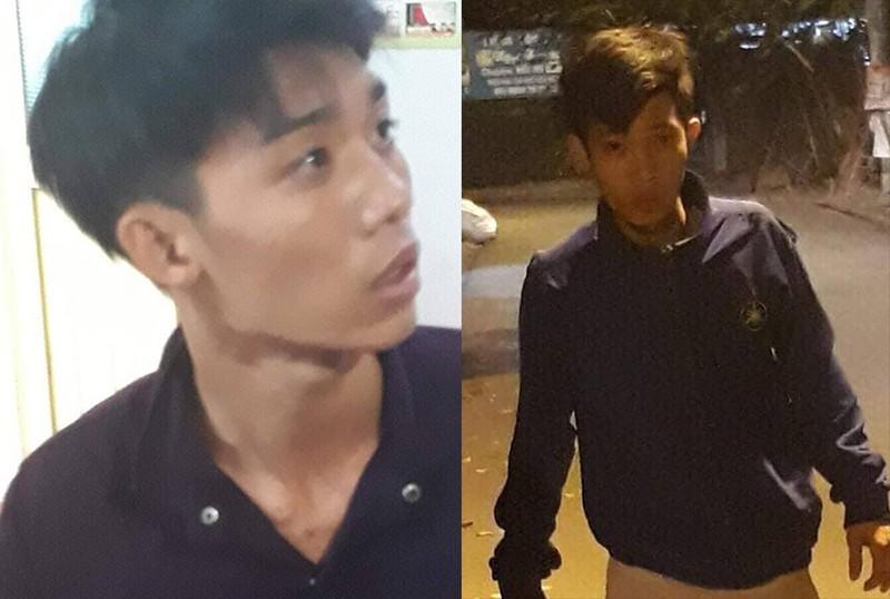 Nhóm thanh niên liên tiếp cướp giật trên xa lộ Hà Nội - ảnh 1