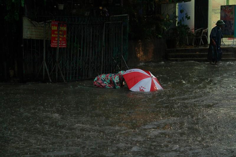 Toàn cảnh ngập của TP.HCM trong trận mưa kinh hoàng ngày 25-11 - ảnh 19