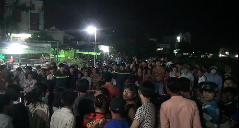 Tìm thấy thi thể nam sinh viên bị nước lũ cuốn ở Bình Tân - ảnh 1