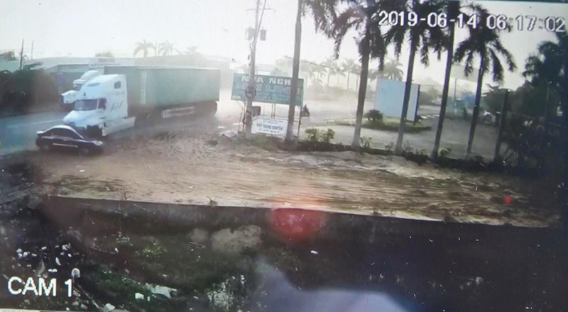 Tai nạn thảm khốc Tây Ninh: Tài xế xe ô tô tránh không kịp - ảnh 1