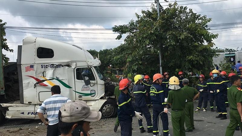 Tai nạn thảm khốc Tây Ninh: Tài xế xe ô tô tránh không kịp - ảnh 5