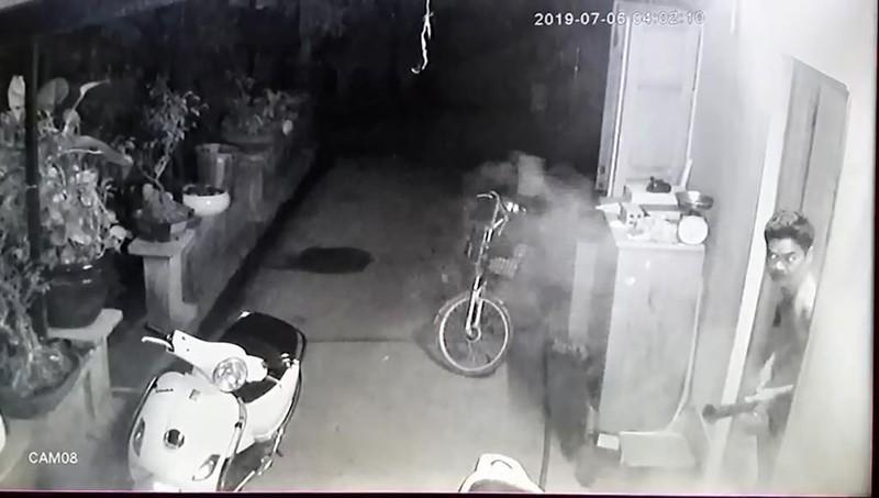 Nhóm người dùng súng vào nhà dân ở Củ Chi để cướp  - ảnh 5