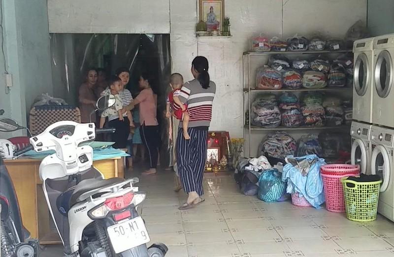 Bình Tân: Cháy gần điểm giữ trẻ, cả khu vực náo loạn - ảnh 2