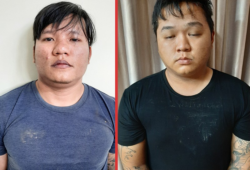 TP.HCM: Phá băng nhóm giả gái bán dâm trộm cắp của Hải bake - ảnh 2