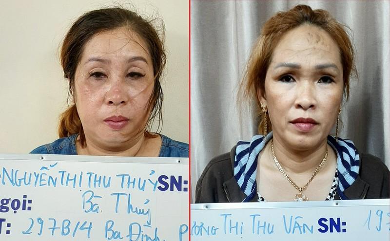 TP.HCM: Phá băng nhóm giả gái bán dâm trộm cắp của Hải bake - ảnh 5