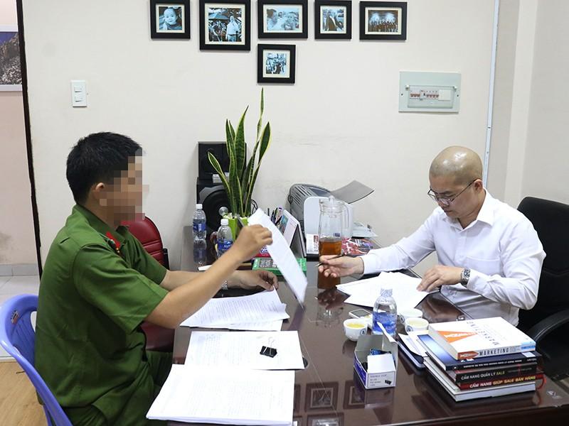 Em ruột CEO Nguyễn Thái Luyện bị bắt về tội rửa tiền - ảnh 1
