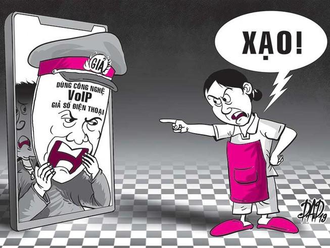 Công an TP.HCM cảnh báo tội phạm công nghệ cao lừa đảo   An ninh trật tự    PLO