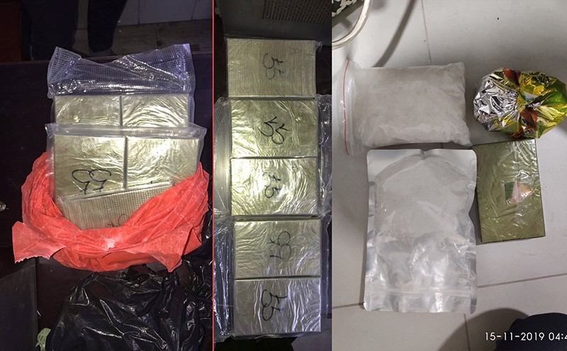 Phá đường dây cung cấp ma túy ở phố Tây - ảnh 2