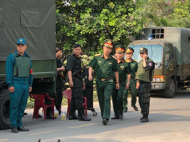 Các chiến sĩ biên phòng đã có hình ảnh của Tuấn 'khỉ'  - ảnh 1