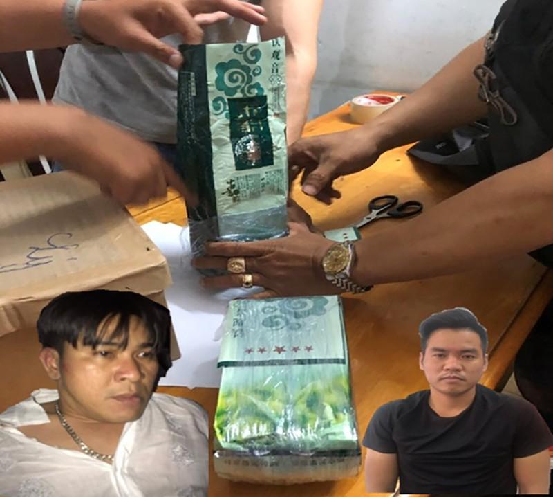 1 phụ nữ ở quận 4 điều hành đường dây ma túy tại Tân Bình - ảnh 1