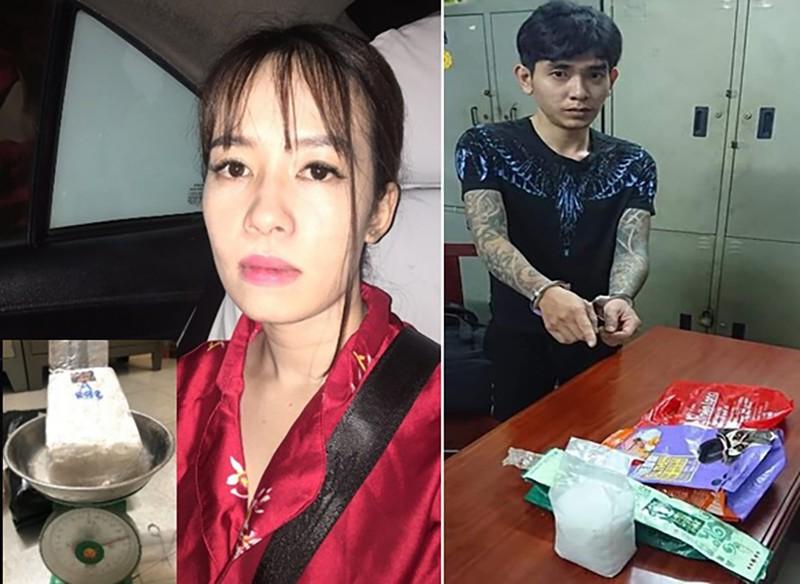 1 phụ nữ ở quận 4 điều hành đường dây ma túy tại Tân Bình - ảnh 2