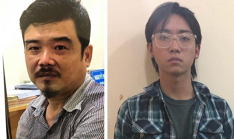 Truy tố 2 cha con trong vụ chém lìa tay ông bán nước quận 3 - ảnh 1