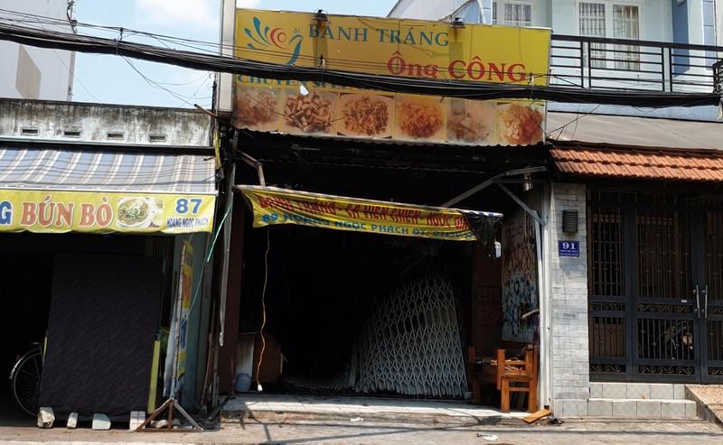 Cháy nhà ở quận Tân Phú, 1 người tử vong - ảnh 2