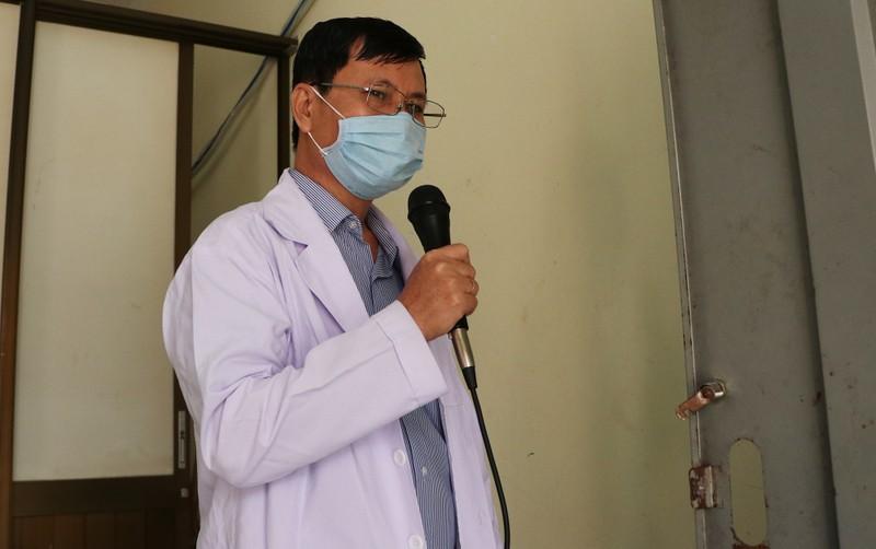 24 giờ đồng hồ ở Bệnh viện dã chiến Củ Chi, nơi chữa COVID-19 - ảnh 14