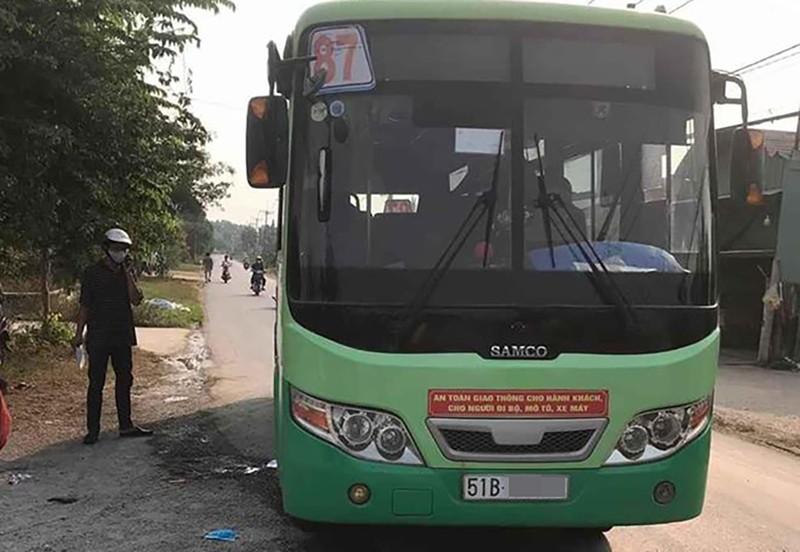 Hung thủ sát hại nhân viên xe bus đang bị giám sát ở bệnh viện - ảnh 1