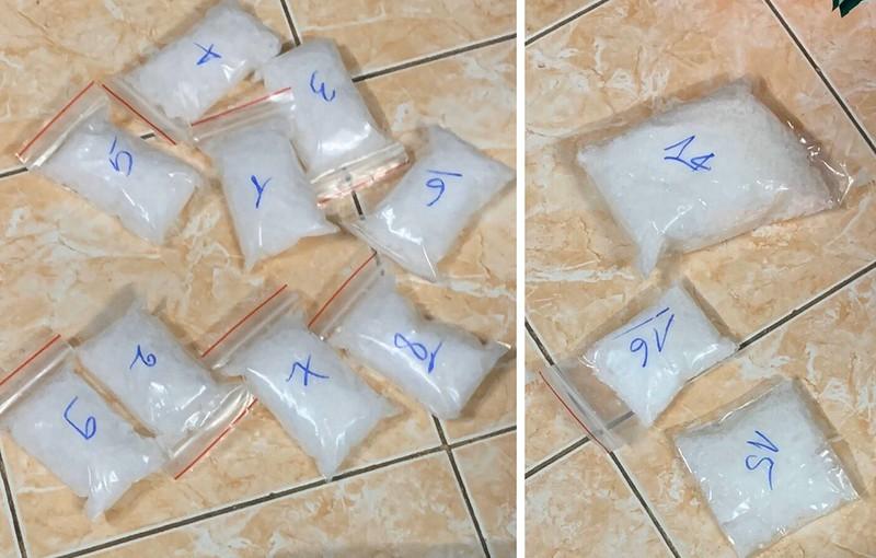 Dựng bình phong nuôi gà đá để làm đại lý ma túy vùng ven - ảnh 2