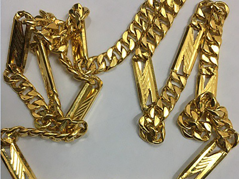Lời khai của thanh niên giật 2 sợi dây chuyền vàng ở Củ Chi - ảnh 2