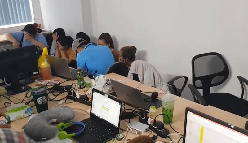 Bắt nhóm điều hành app Moreloan, VD online, vaytocdo - ảnh 3