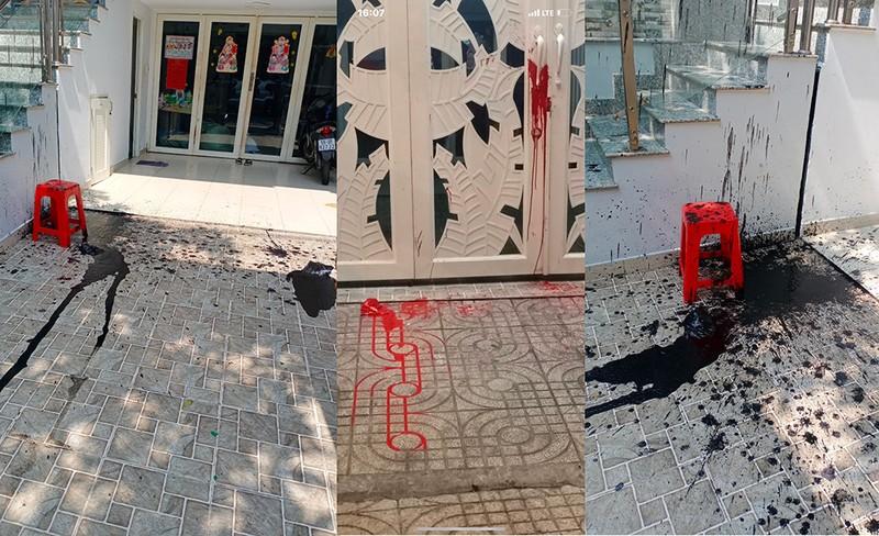 Điều tra nhóm tạt sơn, khủng bố để đòi nợ  - ảnh 3