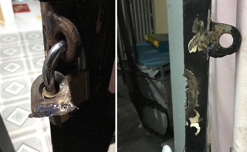 Trọ gần công an phường vẫn bị trộm cắt khóa khoắng tài sản - ảnh 2