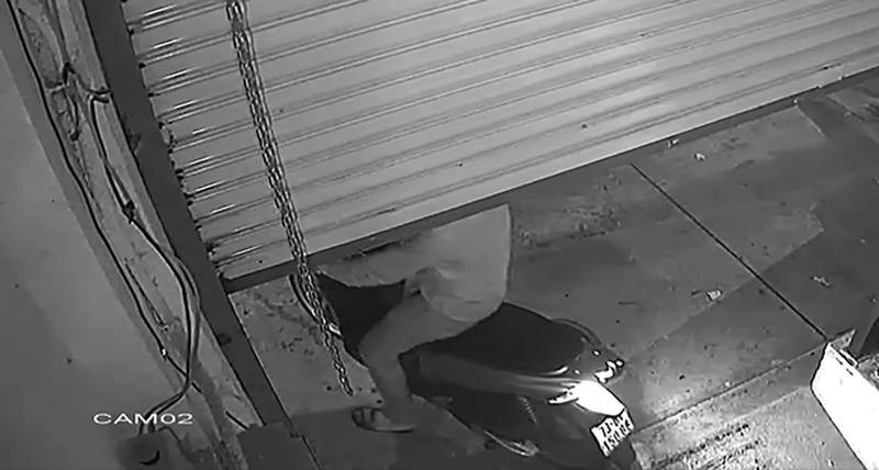 Tân Bình: Chủ trọ tố người thuê trộm xe SH - ảnh 3