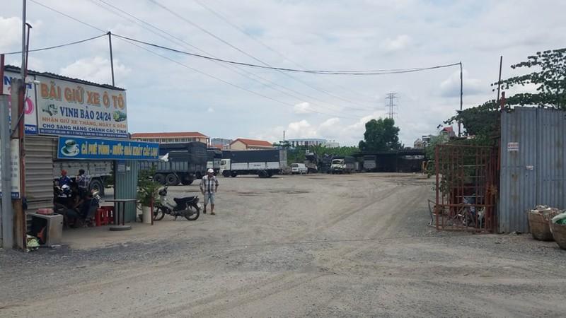 Công an quận Bình Tân xác minh vụ giữ xe 2 tháng mất 12 triệu - ảnh 1