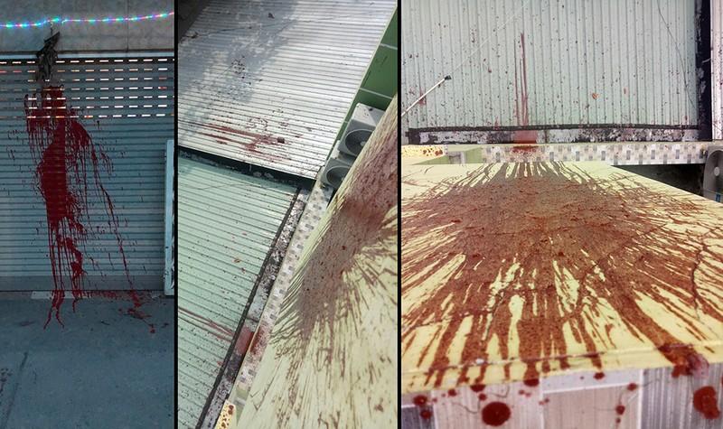 Bình Chánh: Vợ chồng giáo viên khốn khổ vì bị tạt sơn, đòi nợ - ảnh 3