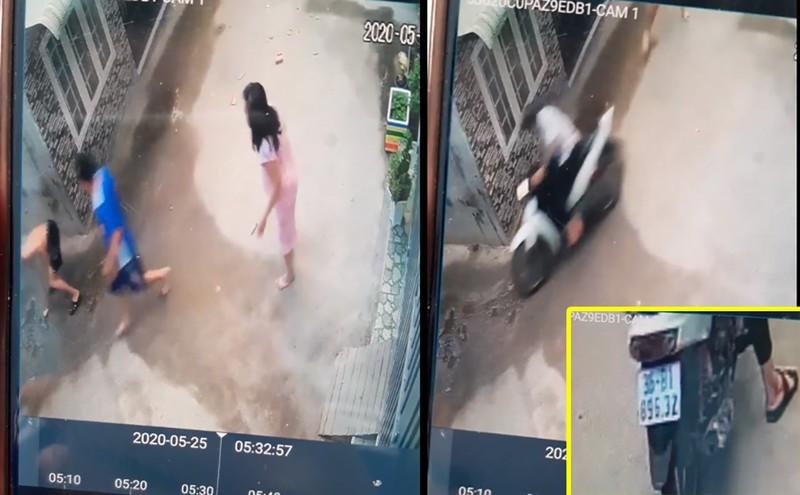 Trộm dùng roi điện tấn công người thuê trọ ở Bình Tân - ảnh 1