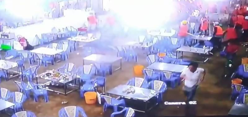 Vụ 200 người đập phá quán ốc: Đã bắt nhiều nghi phạm - ảnh 1
