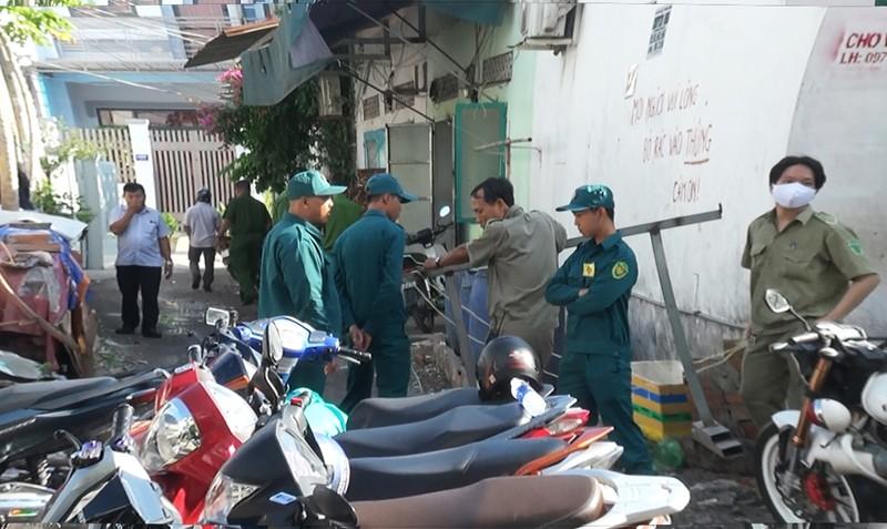 Bình Tân: Nghi phóng hỏa gần chợ Cây Da Sà, 3 người chết cháy - ảnh 1