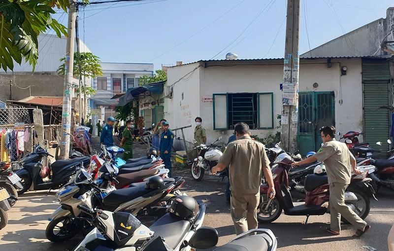 Bình Tân: Nghi phóng hỏa gần chợ Cây Da Sà, 3 người chết cháy - ảnh 2