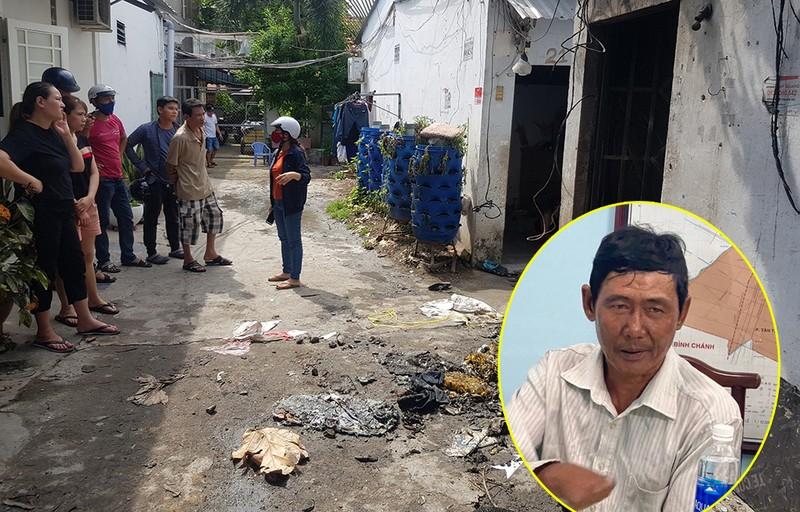 Chân dung nghi can phóng hỏa làm 3 người chết ở Bình Tân  - ảnh 1