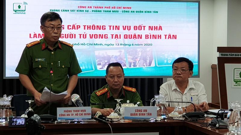 Chân dung nghi can phóng hỏa làm 3 người chết ở Bình Tân  - ảnh 2