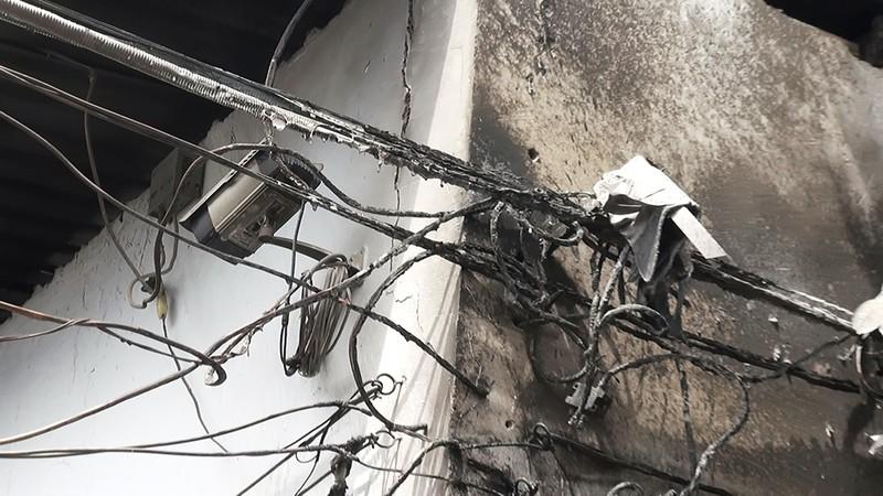 Đã bắt được nghi phạm phóng hỏa khiến 3 người chết ở Bình Tân - ảnh 3