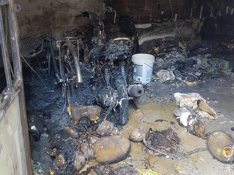 Chân dung nghi can phóng hỏa làm 3 người chết ở Bình Tân  - ảnh 3