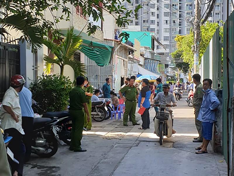 Cháy nhà ở Tân Phú, cha và con gái 9 tuổi tử vong thương tâm - ảnh 1