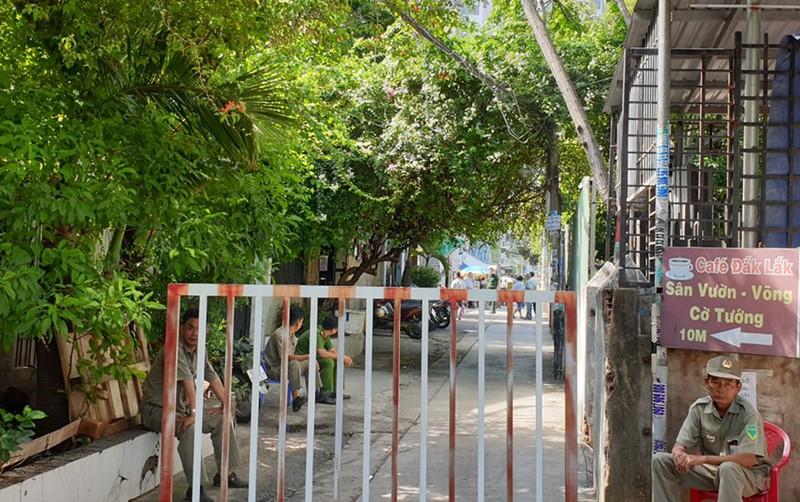 Cháy nhà ở Tân Phú, cha và con gái 9 tuổi tử vong thương tâm - ảnh 2